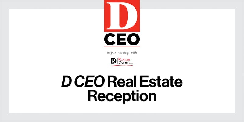 D CEO Real Estate Reception