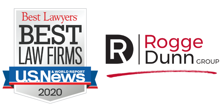 Rogge Dunn Group Best Law Firms 2020