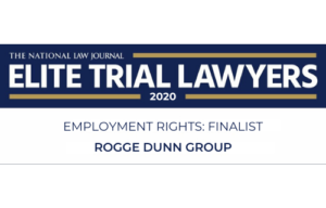 Elite Trial Lawyers 2020 | Employment Rights Finalist