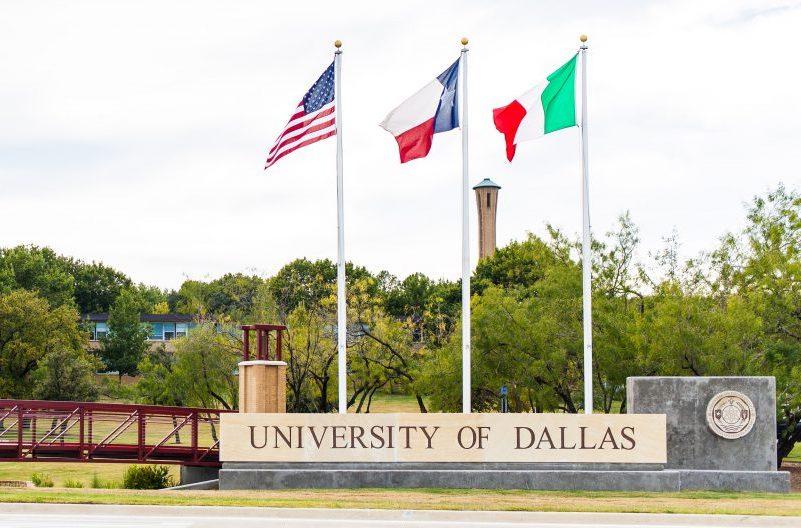 University of Dallas Alum Lawyer