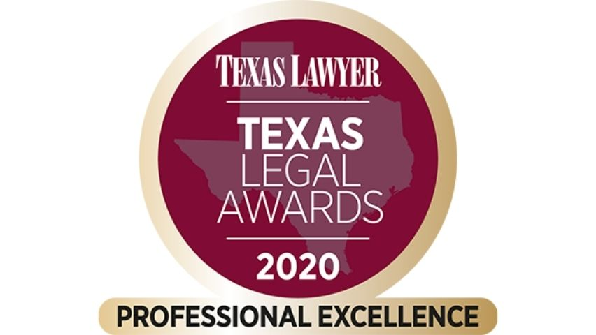 Texas Legal Awards 2020