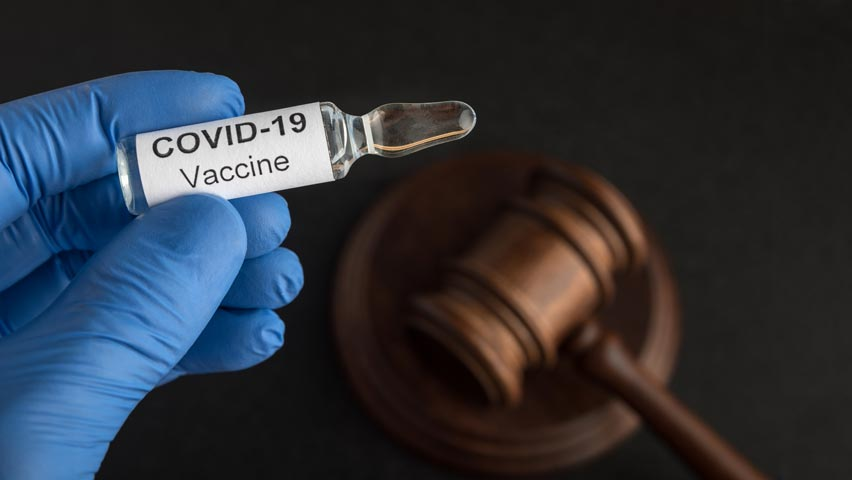 covid-19 vaccine in the workplace