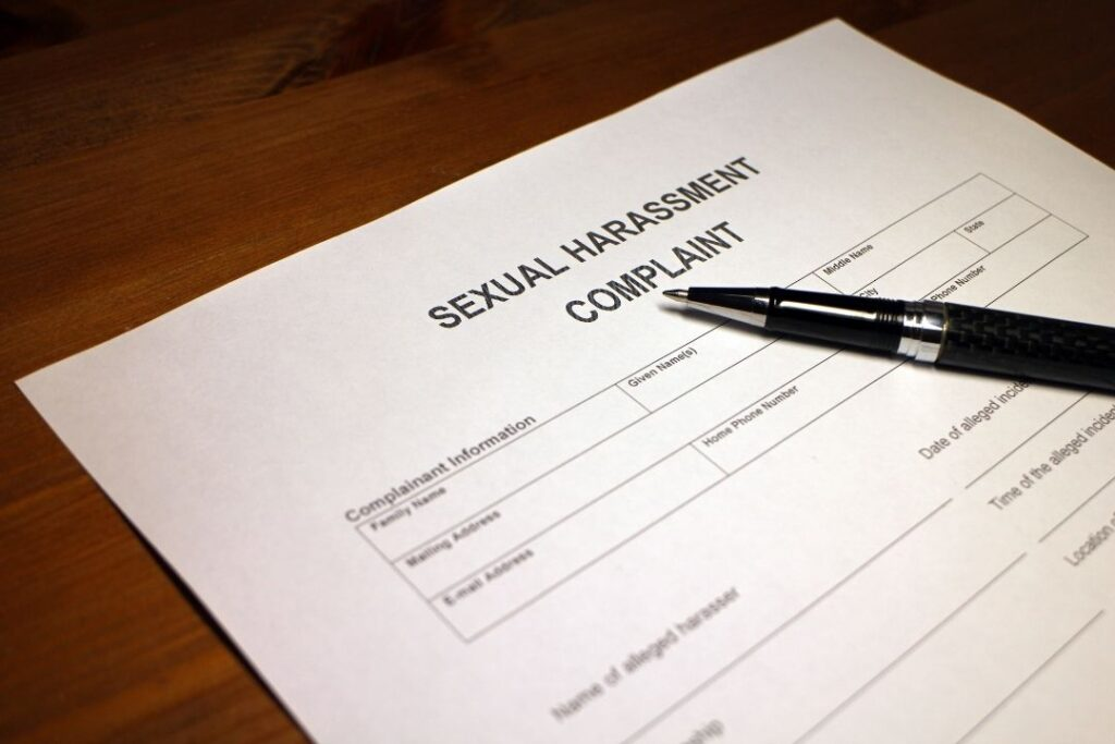 sexual harassment lawyer texas